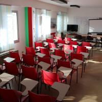 30 maggio 2020. Rimini, V PEEP. La sala riunioni del Circolo PD oggi