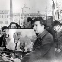 Enrico Berlinguer al XIII congresso della FGCI, Ferrara, 4-8 marzo 1953 (Museo del Risorgimento e della Resistenza)