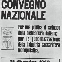 Volantino, 10 dicembre 1968 (da Processo all'Eridania, Documentario a cura di Renato Siiti, Editori Riuniti, 1970)