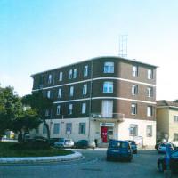 Il palazzo che fu sede della Federazione del PCI riminese dal 1979 al 1986