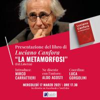 Presentazione del libro di Luciano Canfora, 17 marzo 2021  PDF