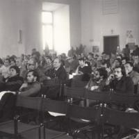 Fondo Fotografico Michele Minisci- iniziativa su agricoltura e il territorio organizzata dal PCI, 7 gennaio 1978