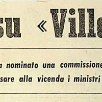 """Si indaga su """"Villa Giardini"""".  [Il Resto del Carlino, 9 aprile 1968]"""