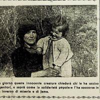 """Le famiglie modenesi, coordinate dal Pci, ospitano i bambini di Roma [""""la verità"""", 22 dicembre 1945]"""