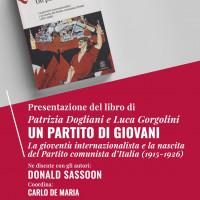 Presentazione del libro di Patrizia Dogliani e Luca Gorgolini, 29 aprile 2021   PDF
