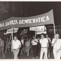 Fondo Fotografico Michele Minisci-  manifestazione del PCI contro il carovita, luglio 1973