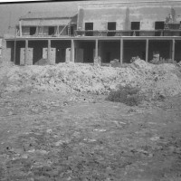 Alfonsine, costruzione sede Pci Terzo Lori