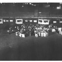 """Lo spettacolo """"Si svegli il tagliaboschi"""", 1952 [ISMO, AFPCMO]"""