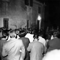 Manifestazione a Fossanova San Marco per la Zenith (Franco Cazzola)