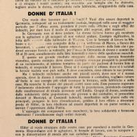 Volantino diffuso dai GDD a Modena,  20 aprile 1944