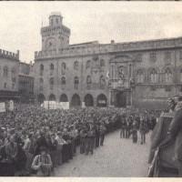 Manifestazione in Piazza Maggiore, La Lotta n.1 maggio 77