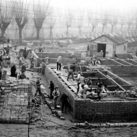 La costruzione della nuova Casa del Popolo [ISMO, AFPCMO]