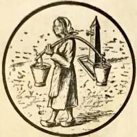 """Comacchio, lista """"Donna alla fonte"""" (PCI) per le elezioni del 1952 per il comune"""