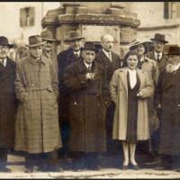 La sindaca Elena Tosetti a Fanano