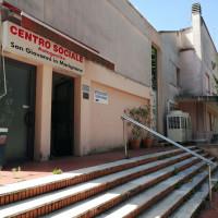 17 giugno 2020. San Giovanni in Marignano, Casa del Popolo. Ingresso al Centro Sociale Anziani