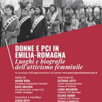 Donne e PCI in Emilia-Romagna. Luoghi e biografie dell'attivismo femminile, 8 marzo 2021   PDF
