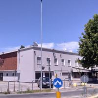 Parte dell'edificio è ora una discoteca
