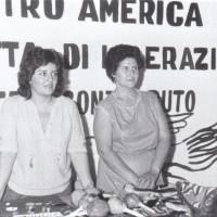 Walter Zanotti, L'Unità, le sue feste, la città, p. 231- Stand di solidarietà con il Cile, 1983