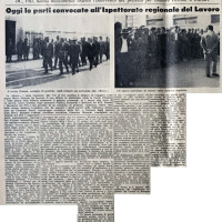 """Articolo de """"L'Unità"""" del 17 giugno 1960"""