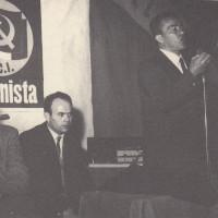 Orio Teodorani, Comunisti a Cesena. Storie, personaggi ed eventi del Partito Comunista cesenate 1920-1975, p. 360- comizio di Pietro Ingrao durante la campagna elettorale per le comunali 1964 alla Casa del Popolo di Sant'Egidio, 20 novembre 1964