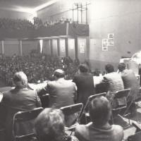 Fondo Fotografico Michele Minisci- XIV Congresso della Federazione forlivese del PCI, febbraio/marzo 197