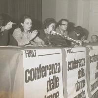 Archivio fotografico Pci-Federazione provinciale Forlì_Conferenza Donne Comuniste, anni Settanta