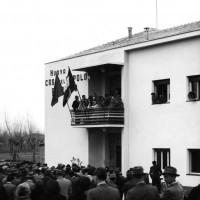 La nuova casa del popolo nel 1957 [ISMO, AFPCMO]