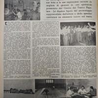 Articolo de «La verità» sul teatro di Massa  [La Verità, 6 settembre 1952]