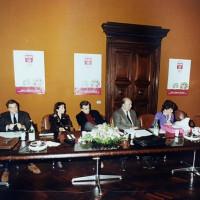 """Iniziativa """"Donne e imprese"""" sull'imprenditoria femminile promossa dal Centro donna, 1 dicembre 1989"""