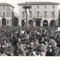 Fondo Fotografico Michele Minisci- manifestazione elettorale del PCI, anni '70