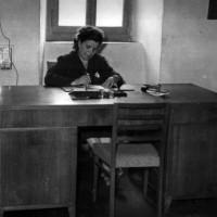 Elena Tosetti, sindaca di Fanano nel 1946