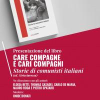 Care compagne e cari compagni: storie di comunisti italiani, 7 maggio 2021  PDF