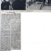 """Articolo de """"L'unità"""", 30 dicembre 1971"""