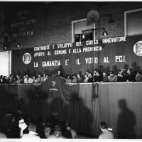 Comizio finale campagna elettorale, 9 novembre 1973