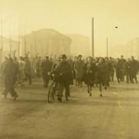 9 gennaio 1950, gli scontri [ISMO, AFPCMO]