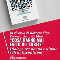 In ricordo di Roberto Finzi, 10 marzo 2021  PDF