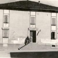 La sezione del partito comunista di Cavriago intitolata all'eroe della Resistenza Angelo Zanti