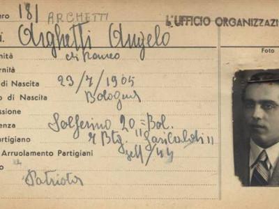 Via del Borgo 25 - Tipografia clandestina scoperta dalla polizia fascista