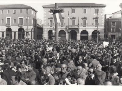 Piazza Saffi, Forlì