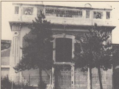 """Casa del Popolo """"Edmondo De Amicis"""", detta """"Il Camerone"""", Forlì"""