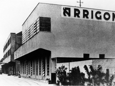 Fabbrica Arrigoni, Cesena