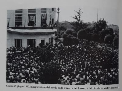 """Casa del Popolo """"Derno Varo"""", Cesena"""
