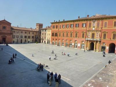 Piazza Matteotti e Municipio