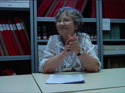 Videointervista di Alfonsina Rinaldi