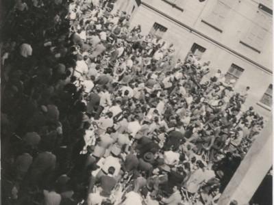 Montecavolo - Piazza 1 marzo 1944