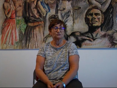 Videointervista di Elide Urbini
