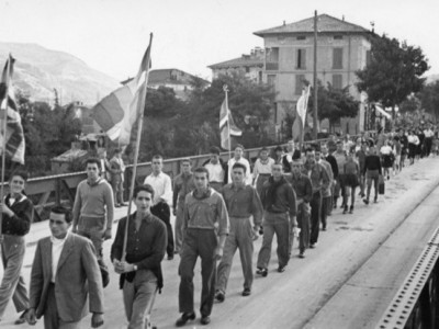 Fornovo, Movimento Partigiani della pace