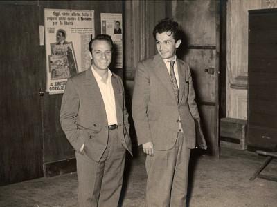 Teatro Regio, commemorazione per il cinquantesimo anniversario delle Barricate del '22