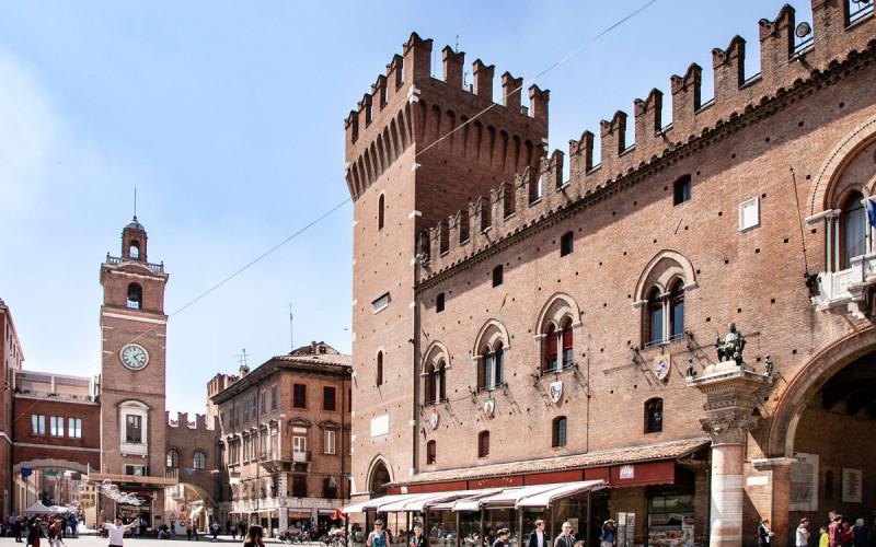 Ferrara, palazzo municipale