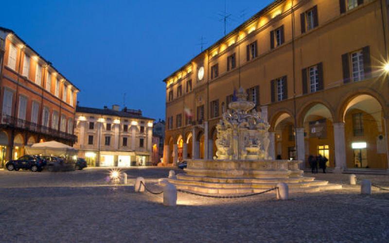 Piazza del Popolo, Cesena